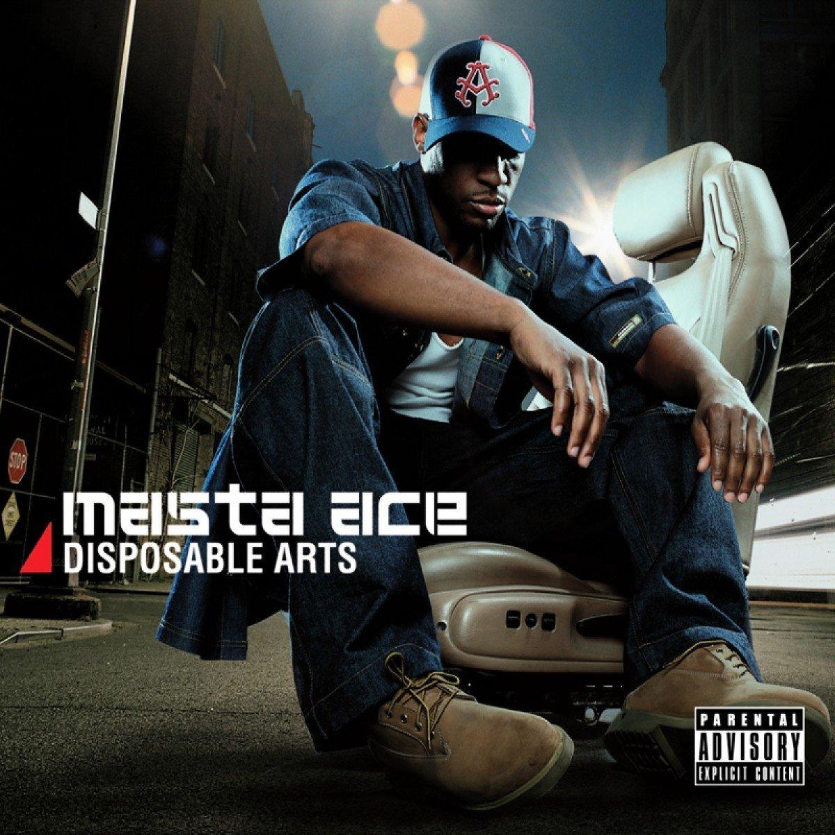 Masta Ace - Disposable Arts