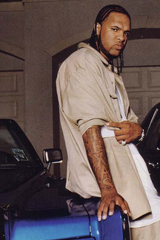 Slim Thug:  The Boss