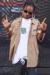 Hurricane Chris: Hip Hop's 'Bay Bay' (Baby)