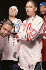 Bone Thugs-N-Harmony: Award Tour
