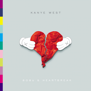 Kanye West - 808's & Heartbreak