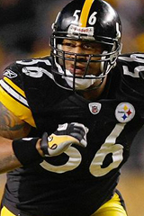 LaMarr Woodley: Back In Black