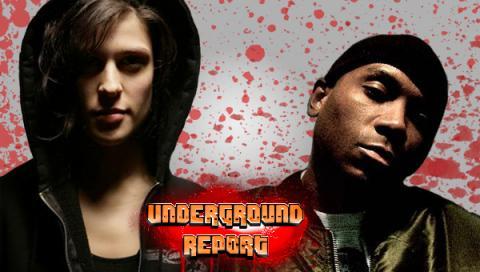 Underground Report: Dessa & Rob Swift