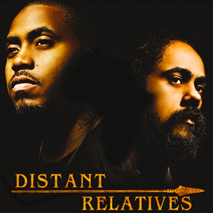 Nas, Damian Marley Gear Up For Distant Relatives Release