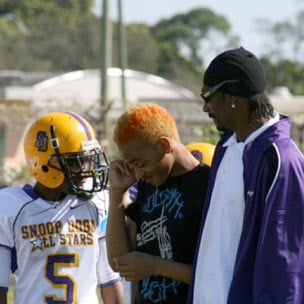 Snoop Dogg Brings Youth Football League To Chicago