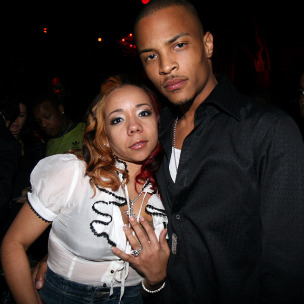 T.I. & Tiny Reportedly Wed Over the Weekend