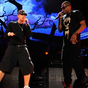 Eminem and Jay-Z Make Concert History at Yankee Stadium