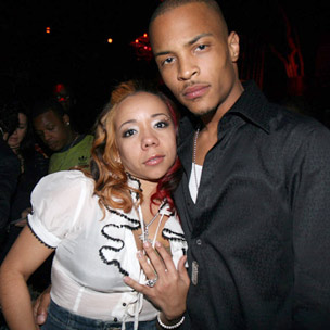 T.I. And Tiny Arrested For Drug Possession
