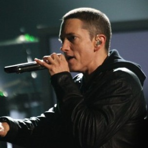 Eminem Nominated For 4 MTV International Awards