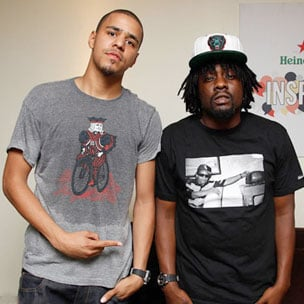 J.Cole Weighs In On Jae Millz And Wale Vs. Kid Cudi Beef