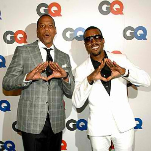 Jay-Z And Kanye West To Both Release Albums On November 22