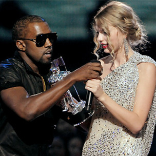 Taylor Swift's Label Says Kanye West Incident Helped