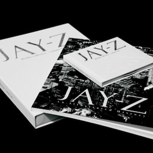 Packaging For Jay-Z's Hits Collection, Book Revealed