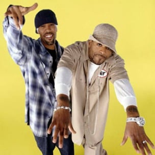 Method Man & Redman Perform Together In London