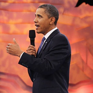 President Obama Addresses Young Americans