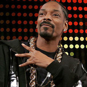 """Snoop Dogg Records """"Wet"""" Specifically For Prince William's Bachelor Party"""