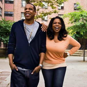 Jay-Z Will Join Oprah Winfrey In December's Australia Appearance