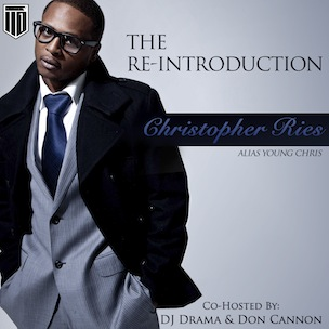 "Young Chris' ""The Reintroduction"" Mixtape To Premier On HipHopDX Tomorrow"