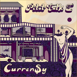 "Tracklisting Revealed To Curren$y's ""Pilot Talk II"" Raekwon, Fiend Featured"