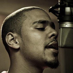 J. Cole Talks About G.O.O.D. Friday Verse