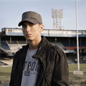 "Eminem's ""Recovery"" Named iTunes' Best-Selling Album Of 2010"