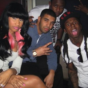 Lil Wayne, Drake & Nicki Minaj To Ring In New Year With Appearances