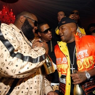 Rick Ross Speaks On Young Jeezy In New Issue Of The Source