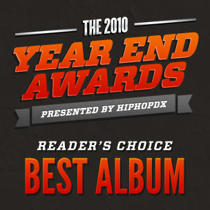 Last Day To Vote For The 2010 Reader's Choice Best Album