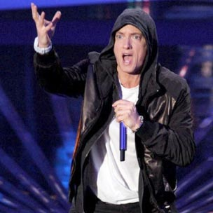 "Eminem Rumored To Star In ""Random Acts Of Violence"""