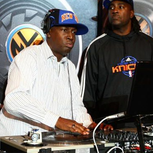 New York Knicks Bring Out Grandmaster Flash