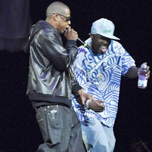 Loose Links: Business Journals Study Jay-Z, 50 Cent & LL Cool J, Mz Streamz