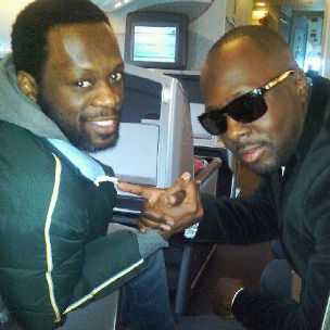 Wyclef Jean, Pras Michel Make Peace
