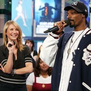 Cameron Diaz Claims She Bought Weed From Snoop Dogg In High School
