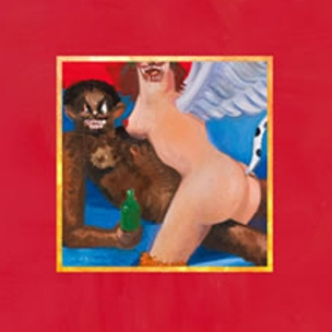 Kanye Wanted His Cover Art to Be Banned