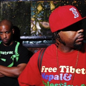 "Masta Ace And Edo. G Talk Independently Promoting ""Arts & Entertainment"""