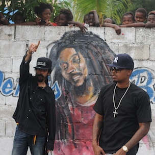 HipHopDX To Premier Videos Of Distant Relatives' Jamaican Journey
