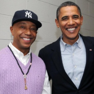 Russell Simmons Delivers Barack Obama's Message Via MySpace