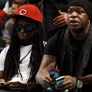 Lil Wayne Has Words For LeBron James, Dwyane Wade