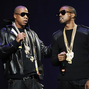 "Kanye West & Jay-Z Reportedly Recording ""Watch The Throne"" In New York Hotel"