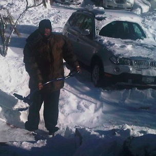50 Cent Says He Made $1,000 In Total From December Driveway Shoveling