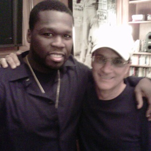 50 Cent Claims He's Back On Good Terms With Interscope's Jimmy Iovine
