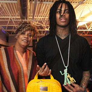 Waka Flocka Flame's Mom Addresses Shooting