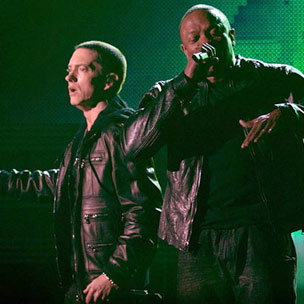 "Eminem And Dr. Dre Explain ""I Need A Doctor"" Video"