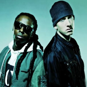 Eminem And Lil Wayne To Headline Bonnaroo