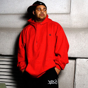 Joell Ortiz Working with Child Prodigy Lil' BQE