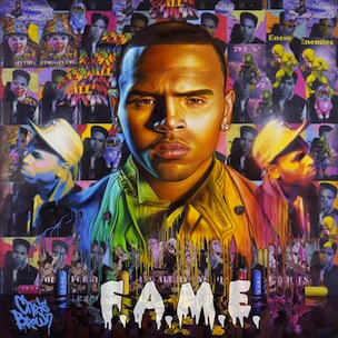 "Tracklisting & Cover Art Revealed To Chris Brown's ""F.A.M.E."""