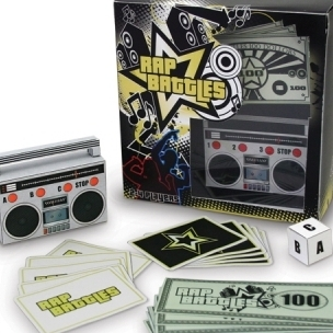 """New """"Rap Battles"""" Board Game Introduced"""