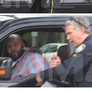 Suge Knight Stopped By Cops Again, Truck Impounded