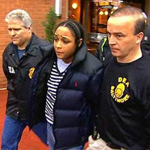 Felicia Snoop Pearson Of The Wire Arrested In Drug Raid Hiphopdx