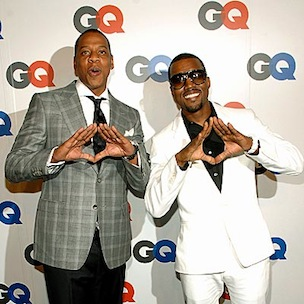 """Jay-Z & Kanye West's """"Watch The Throne"""" Is Essentially Finished"""